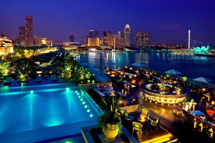 Lantern - best bars in Singapore