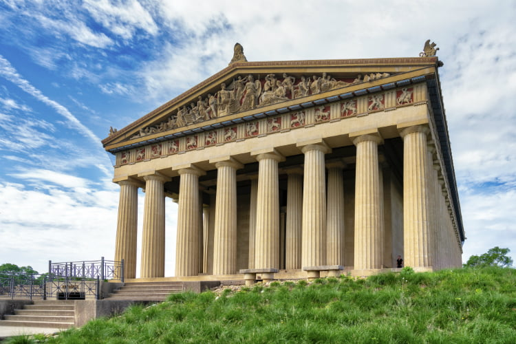 Things to do in Nashville - Parthenon