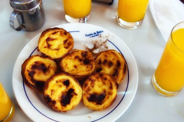 Pasteis de Belem - 48 hours in Lisbon