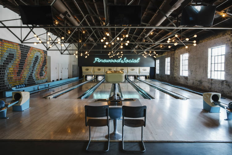 Pinewood Social - things to do in Nashville