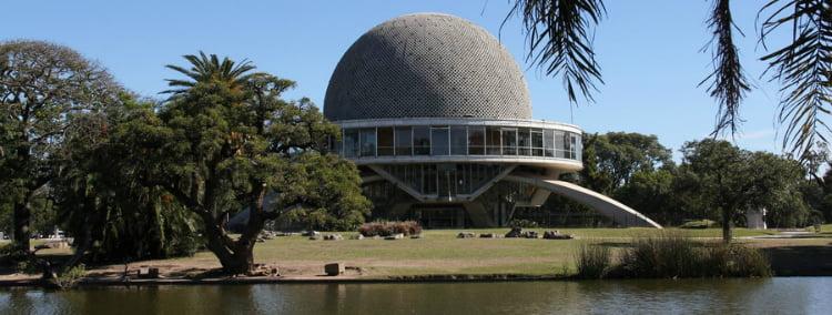 Planetario Parque tres de febrero - ultimate buenos aires bucket list
