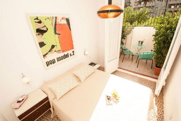Retrome - best hotels in Barcelona