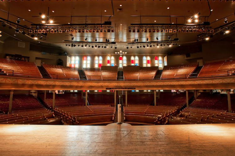 Ryman Auditorium - things to do in Nashville