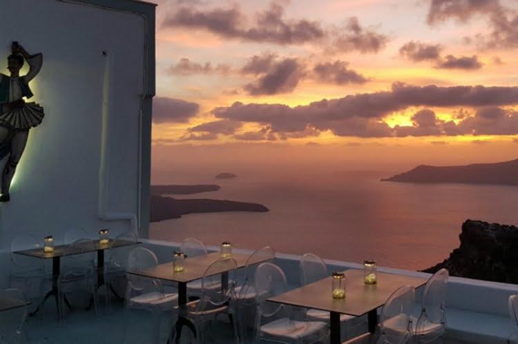The Athenian House - best restaurants in Santorini