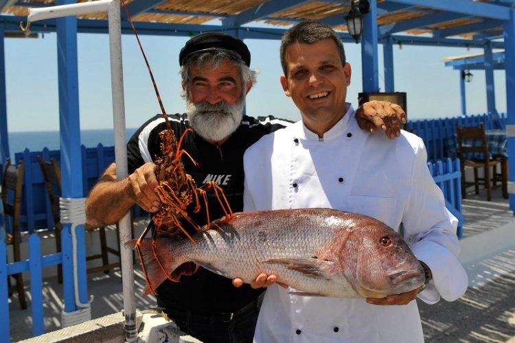 To Psaraki - best restaurants in Santorini