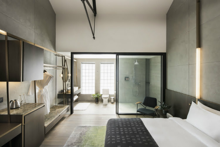 Warehouse Hotel - best hotels in Singapore