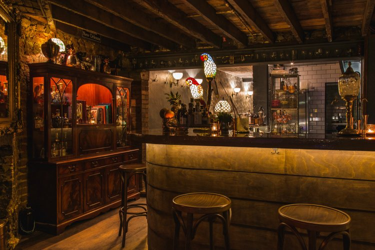 NOLA - best cocktail bars London
