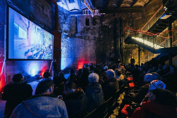 Adventure Film Club - 100 London Date Ideas