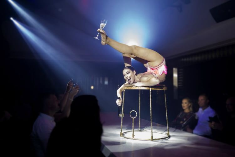 Circus - cool restaurants in London