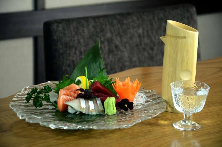 Chisou best sushi London