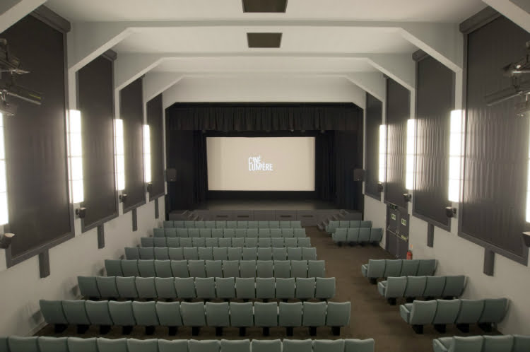 Cinema Institut Francais - London date ideas