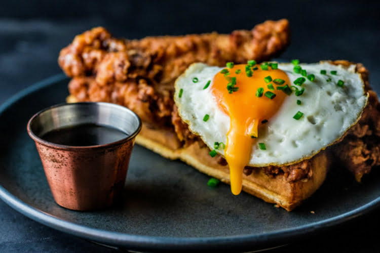 Dirty Bones Soho - bottomless brunch London