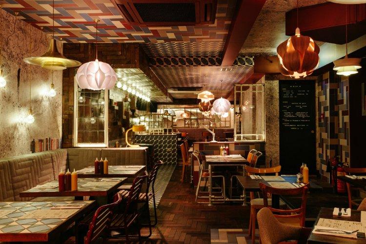Dirty Bones Kensington restaurants with live music