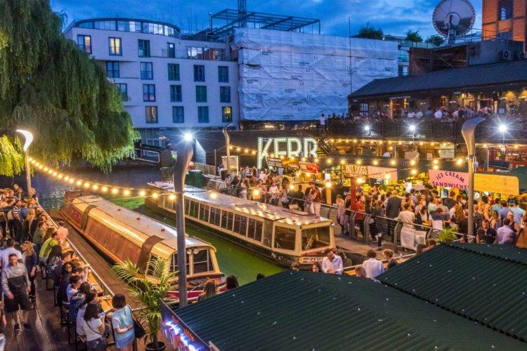 KERB Camden - 100 London Date Ideas