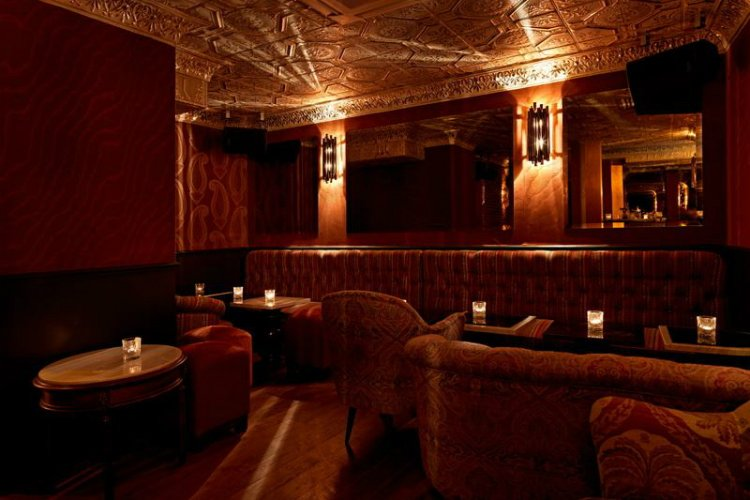 Ballroom du Beefclub - hidden bars in Paris