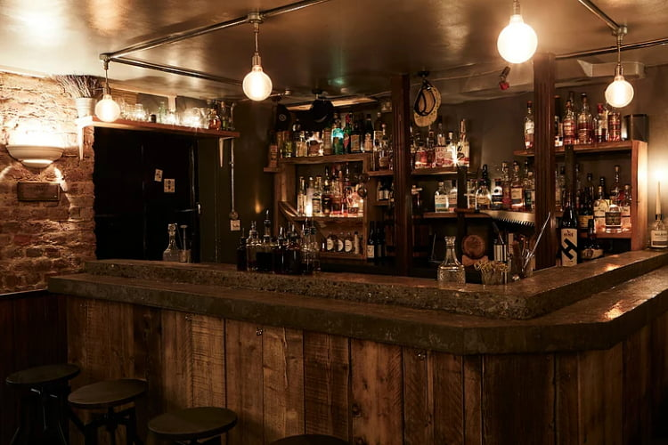 Milroy's Soho Speakeasy London