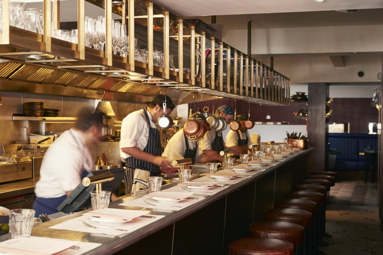Palomar - best restaurants in London