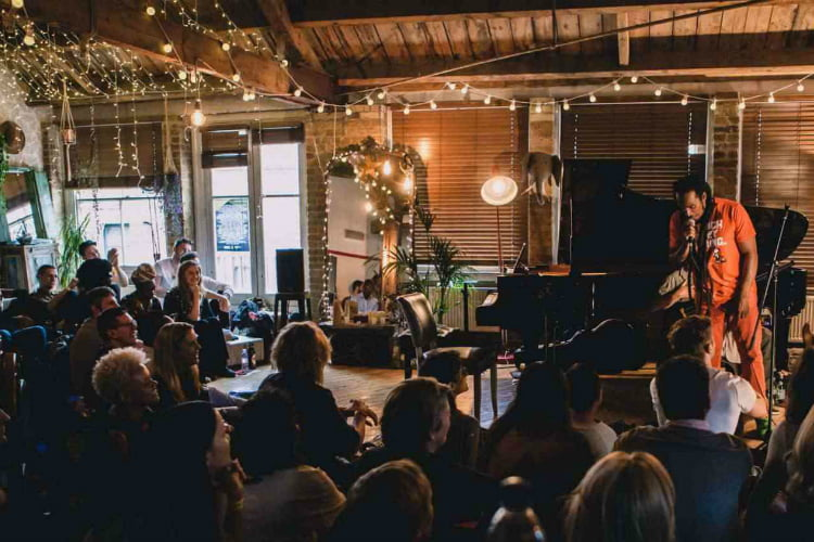 Sofar Sounds - 100 London date ideas