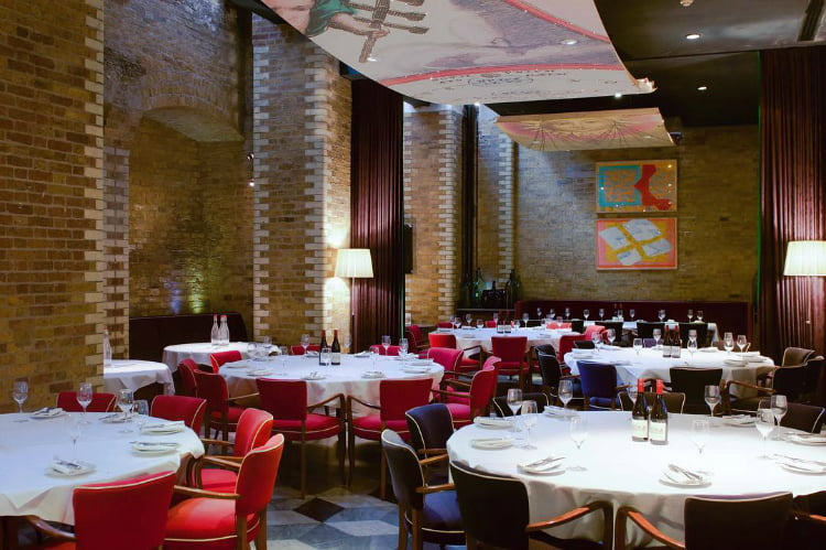Tratra - best London restaurants with live music