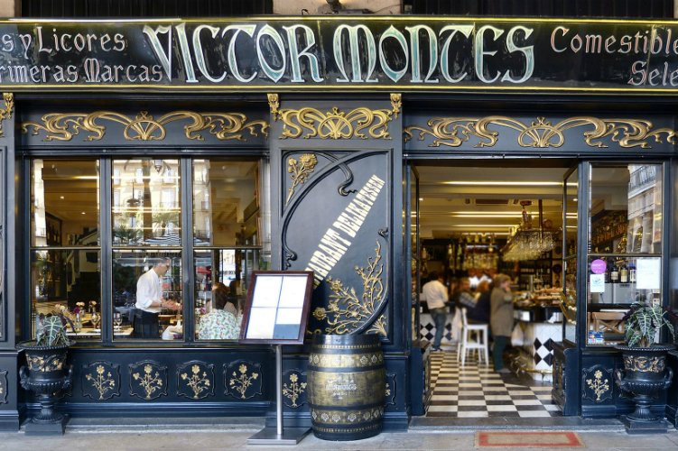 Victor Montes - amazing places to eat in Bilbao