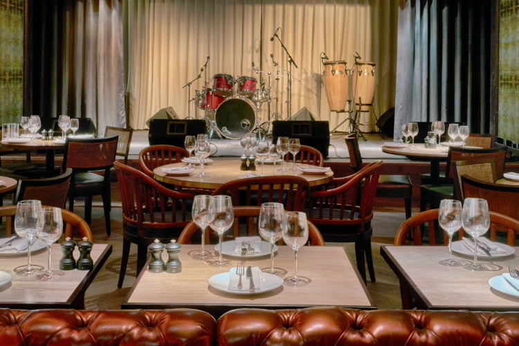 The Best London Restaurants With Live Music | The Nudge