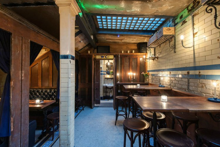 WC - London restaurants with live music