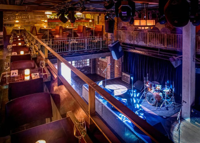 Clubs In London: The Jazz Cafe
