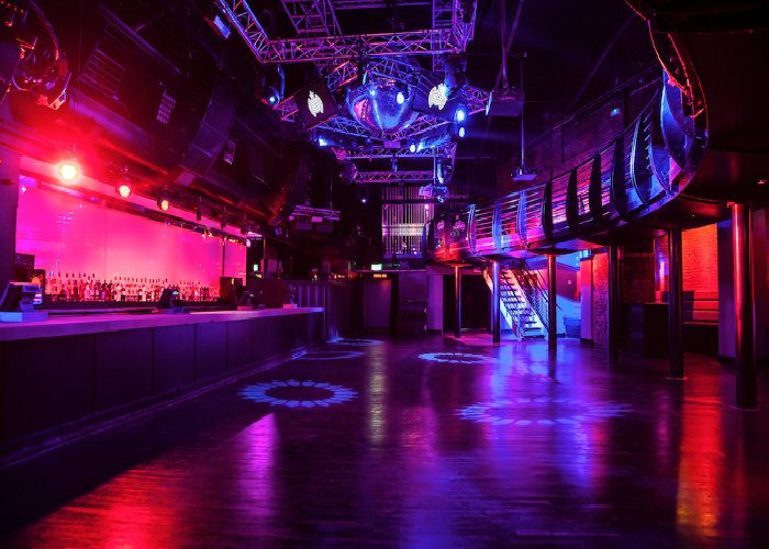 Clubs In London: Ministry Of Sound