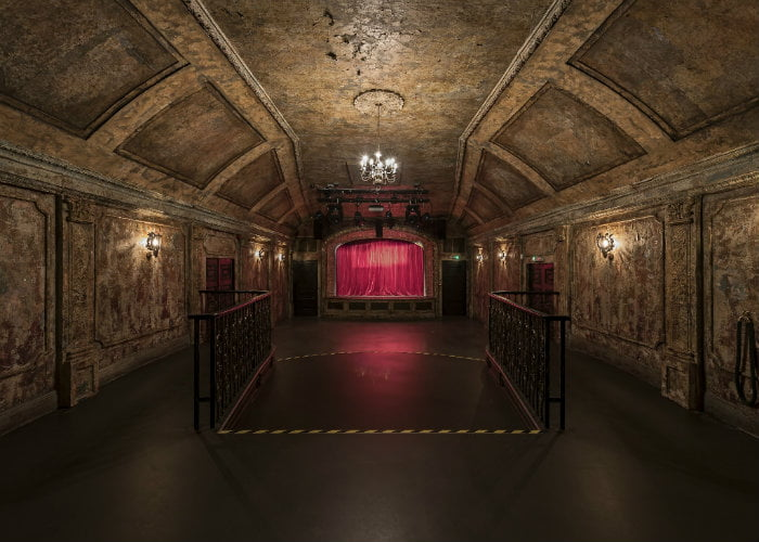 Clubs In London: Omeara