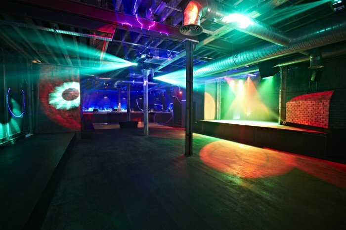 Clubs In London: XOYO