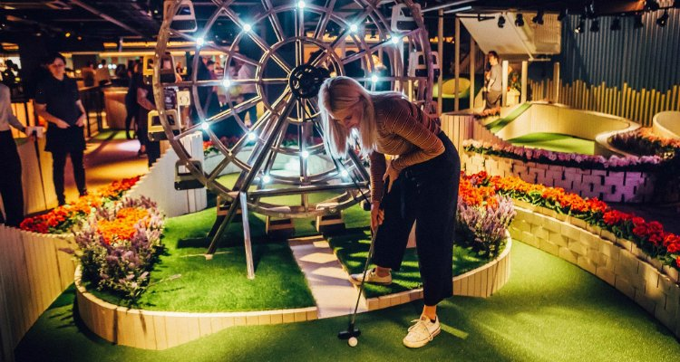 things to do in London - pop up London