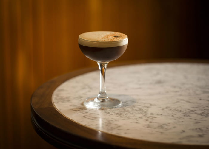 best espresso martini london - Dishoom