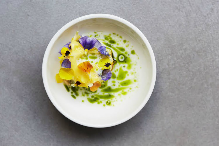 Roganic - Michelin star restaurants London