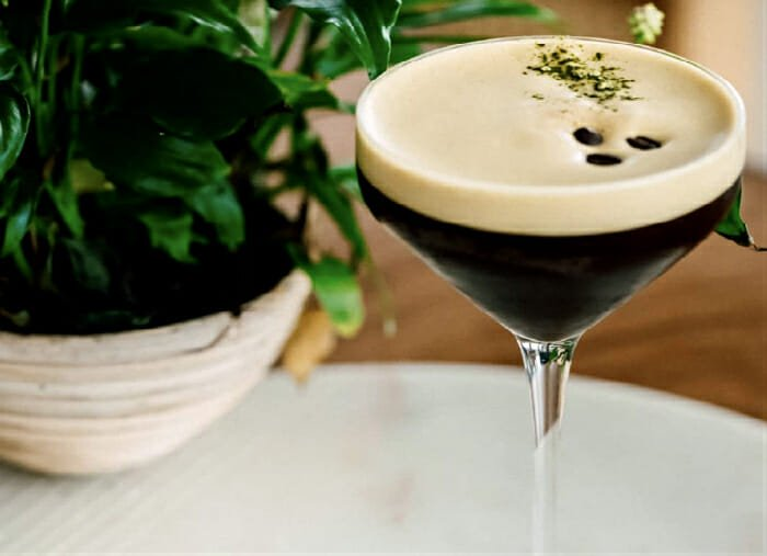 B&H Buildings Espresso Martini