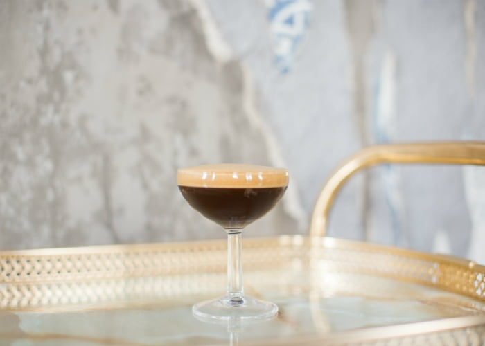 Six Storeys - best espresso martini in London