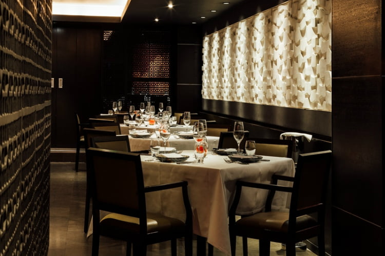 Benares - Michelin star restaurants London