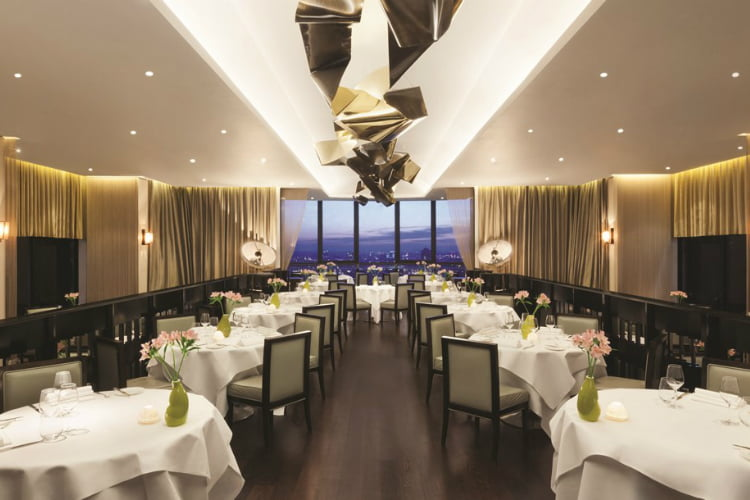 Galvin at Windows - Michelin star restaurants London
