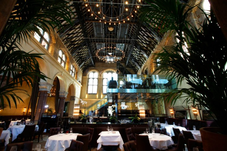 Galvin la chapelle - Michelin star restaurants London