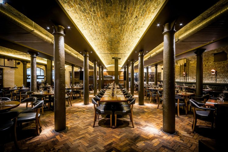 Hawksmoor Best Covent Garden Restaurants