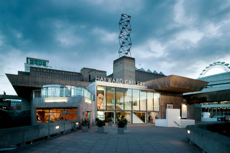 Hayward Gallery - art galleries London