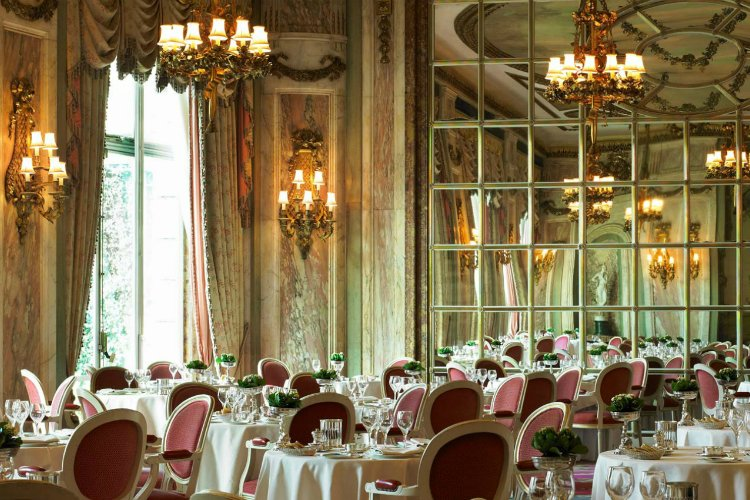 Ritz Restaurant - Michelin star restaurants London