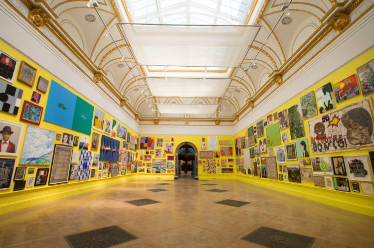 Royal Academy - art galleries in London