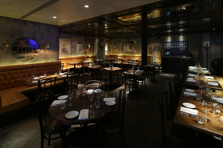 Social Eating House - Michelin star restaurants London