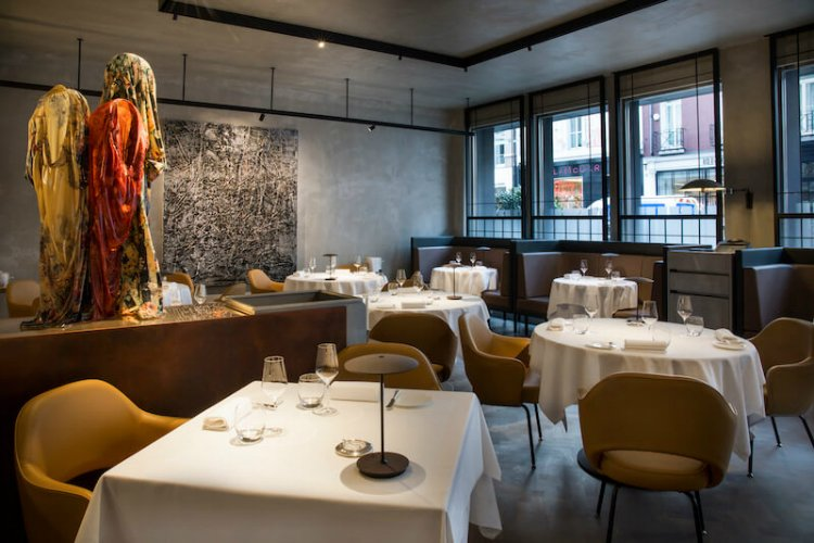 The Square - Michelin star restaurants London