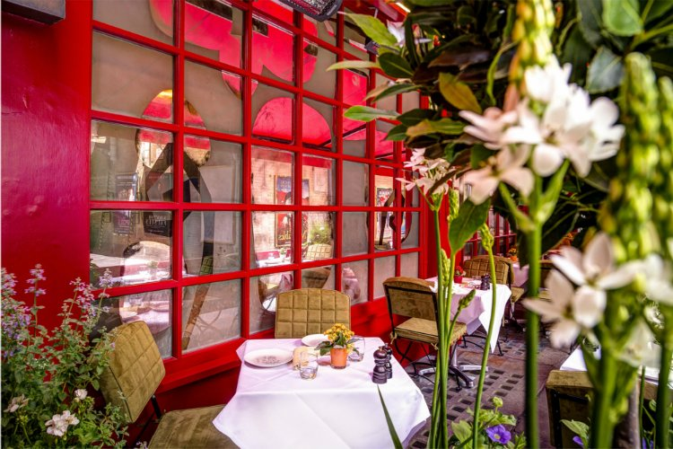 J Sheekey - best restaurants in Covent Garden