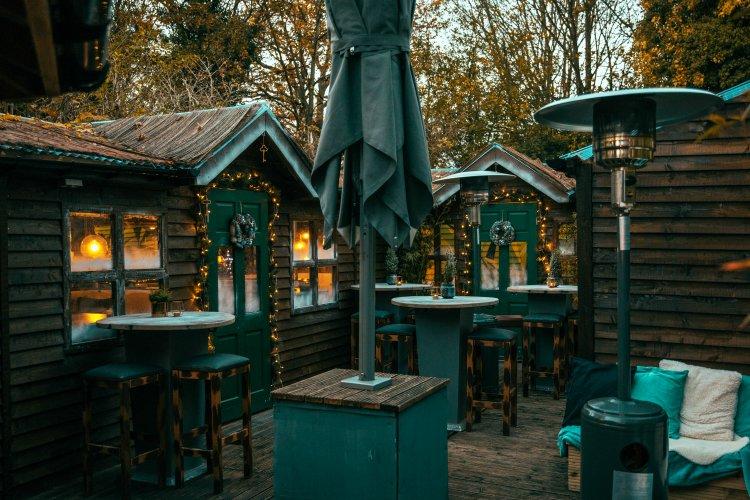 King's Head & Courtyard - winter pop ups London