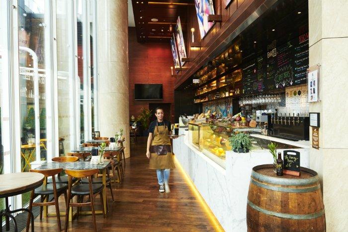 Bar 31 the Shard restaurants