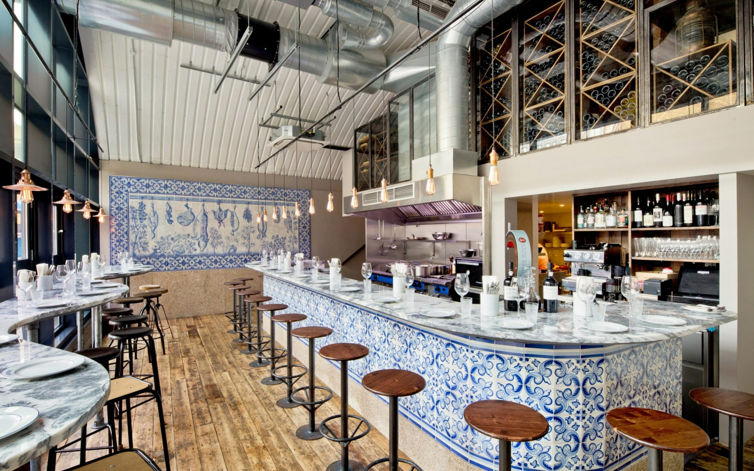 bar douro london bridge restaurant