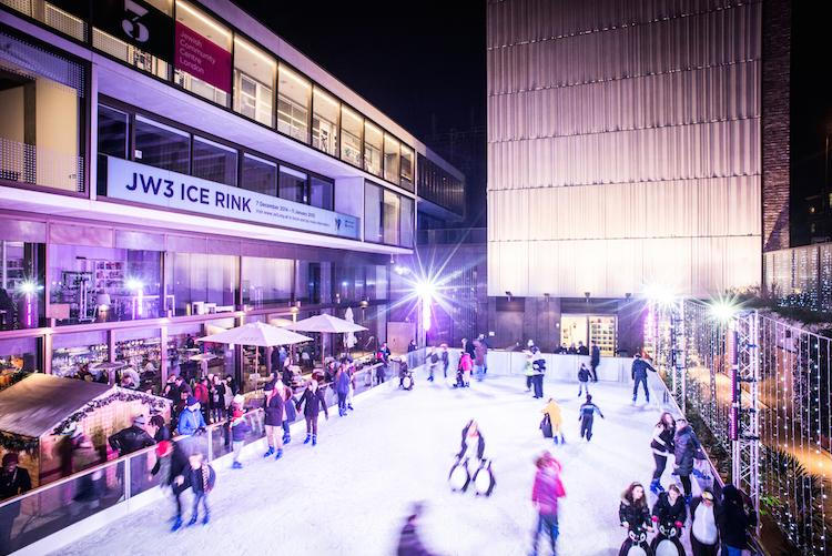 JW3 - ice skating London