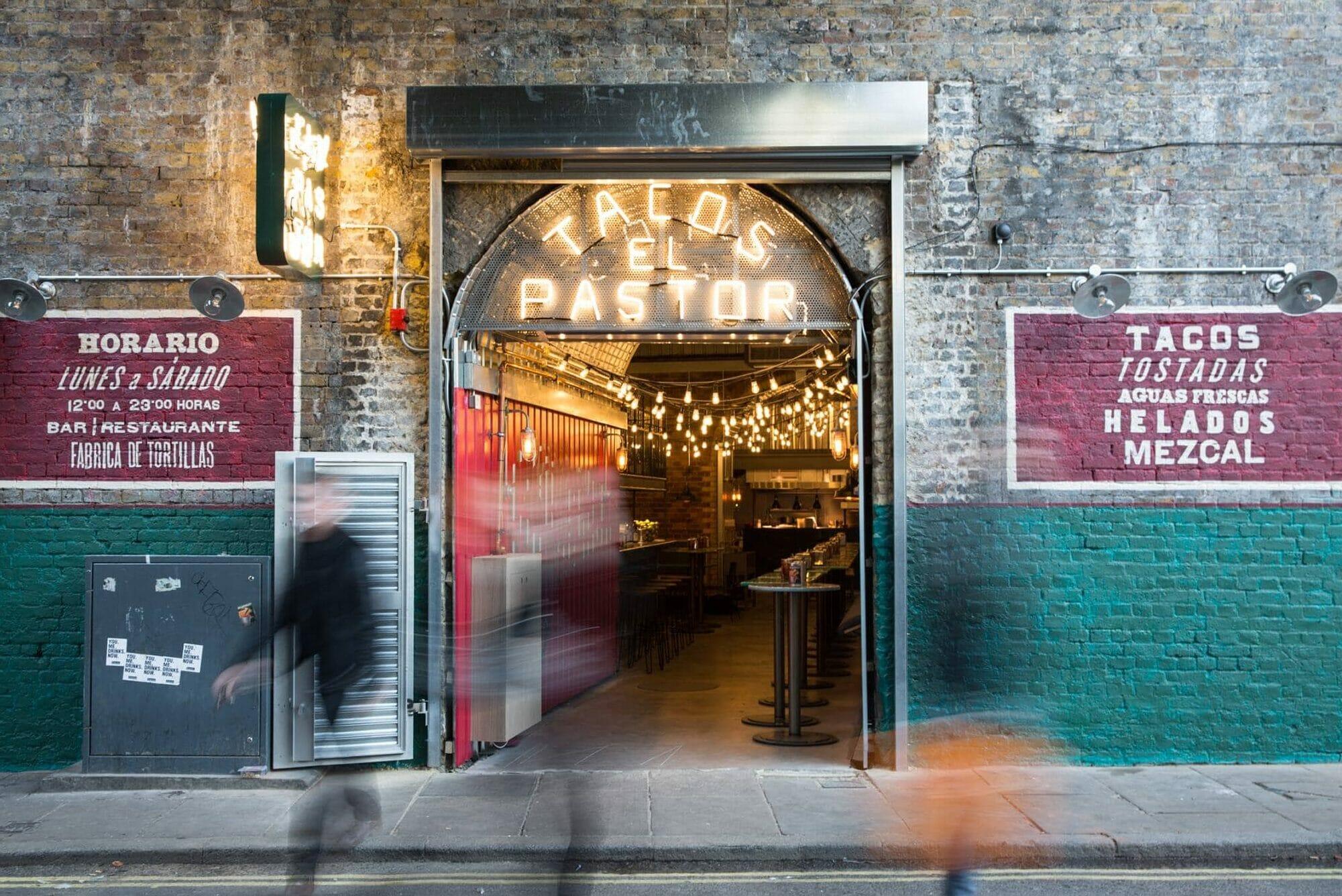 el pastor london bridge restaurant